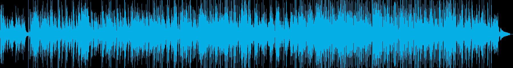 ロマンチックで優しいジャズ・ピアノの再生済みの波形