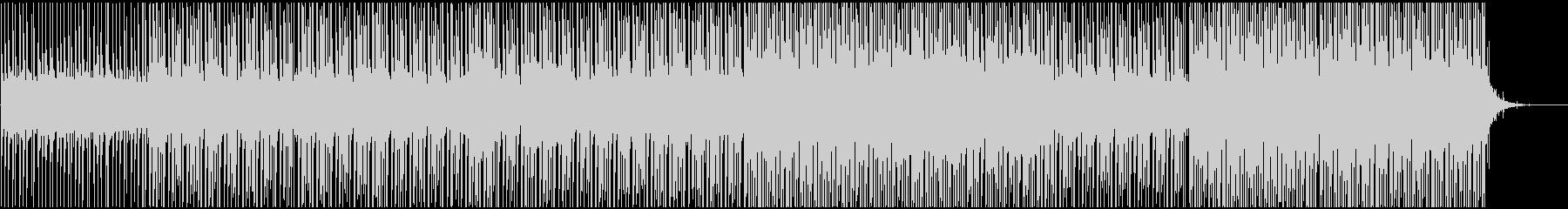 サイエンス系映像と合うの未再生の波形