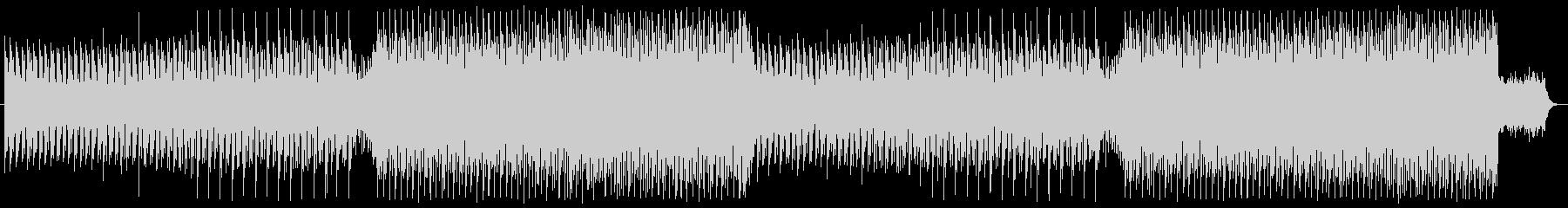 サイエンス系CMや映像に エレクトロの未再生の波形