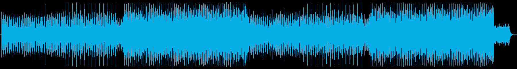 サイエンス系CMや映像に エレクトロの再生済みの波形