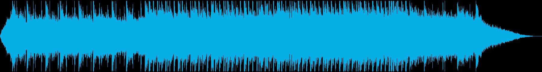 60秒B企業VP,コーポレート,元気の再生済みの波形