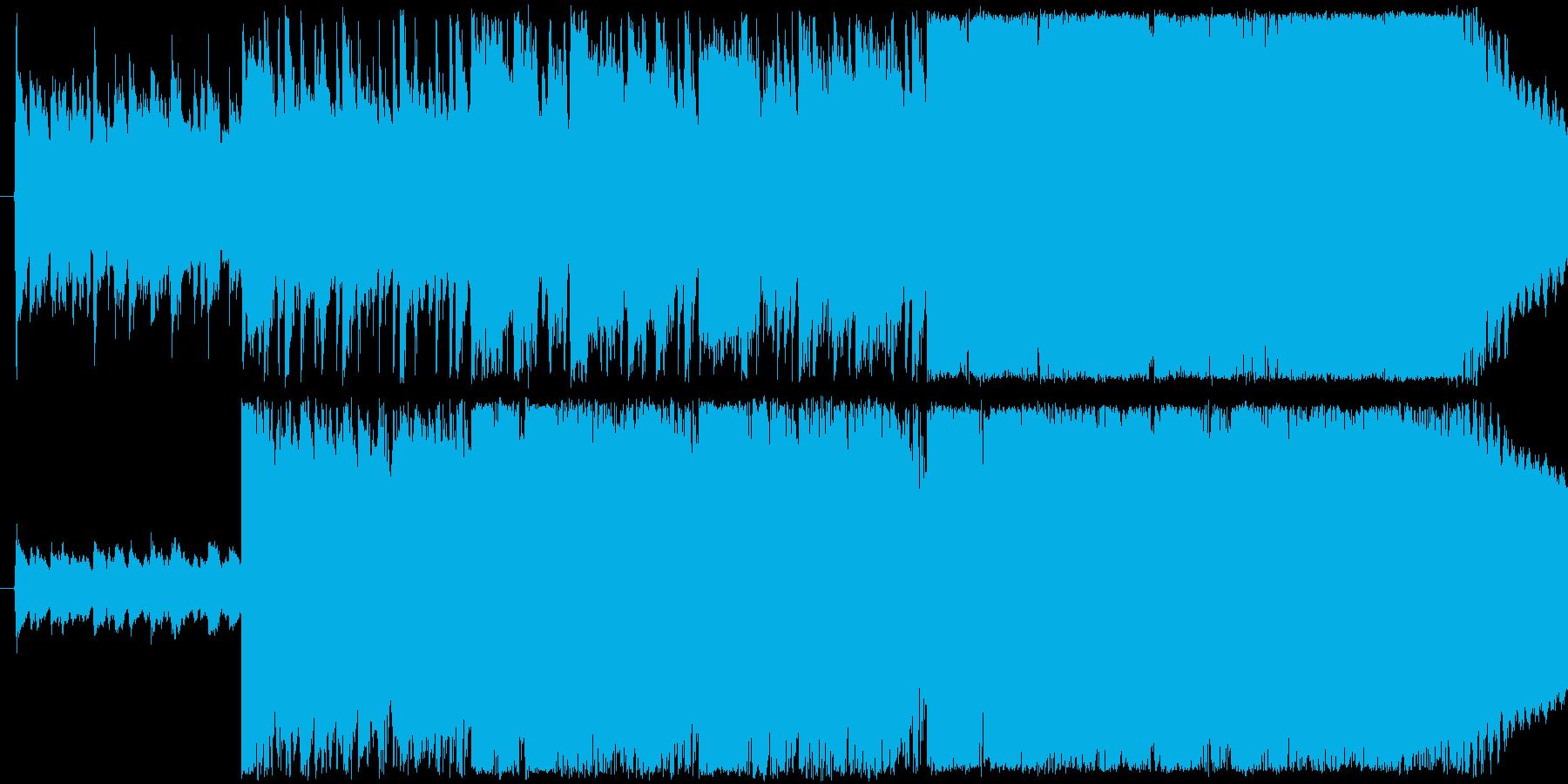 Introの再生済みの波形