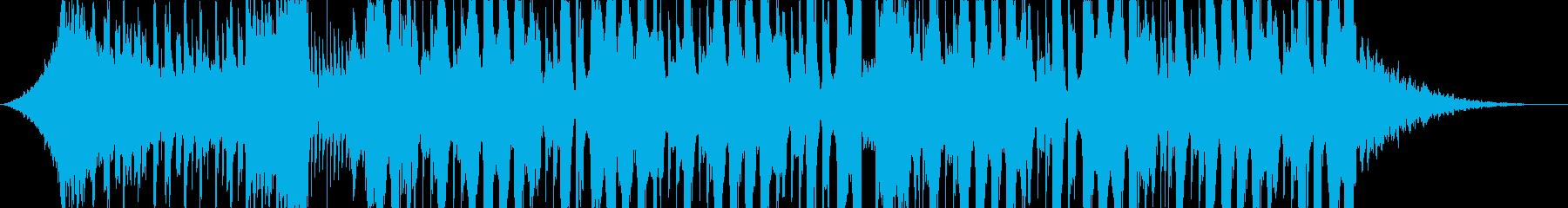 企業VP、CM、映像系に合うダブステップの再生済みの波形