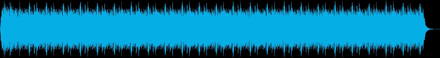 神秘04の再生済みの波形