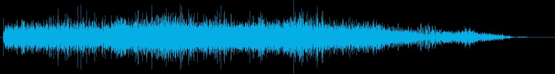 プレートジョイント:硬材でのスロッ...の再生済みの波形