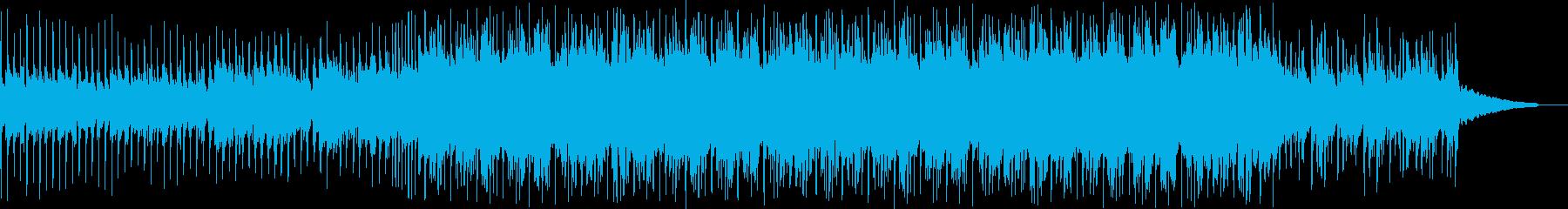 ポップ センチメンタル 感情的 楽...の再生済みの波形
