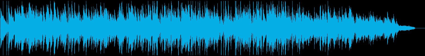 優しい紳士のボサノバ、素敵な低音メロディの再生済みの波形