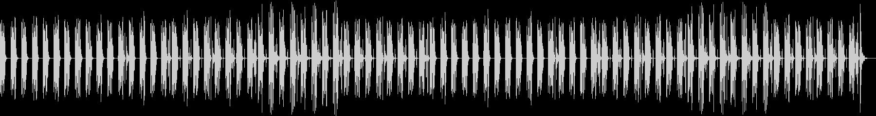ほのぼの・日常・かわいい・リコーダーの未再生の波形