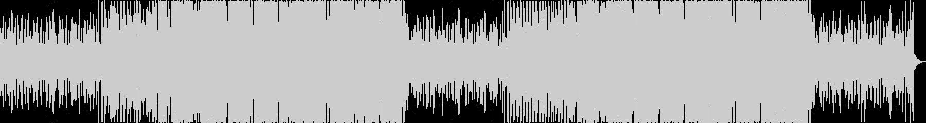 チルアウト軽快爽やかなトロピカルハウスaの未再生の波形