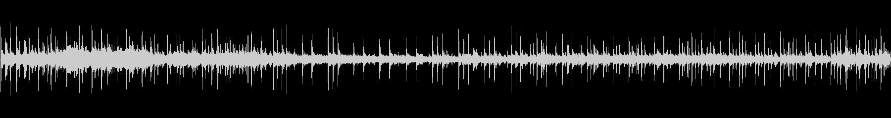 ドラム-ストリートミュージシャン-...の未再生の波形