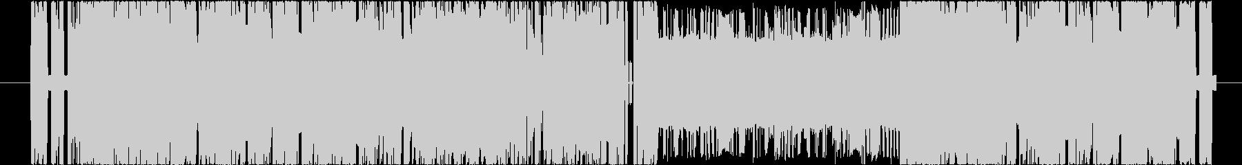 ゲームサウンド&8bit×チップチューンの未再生の波形