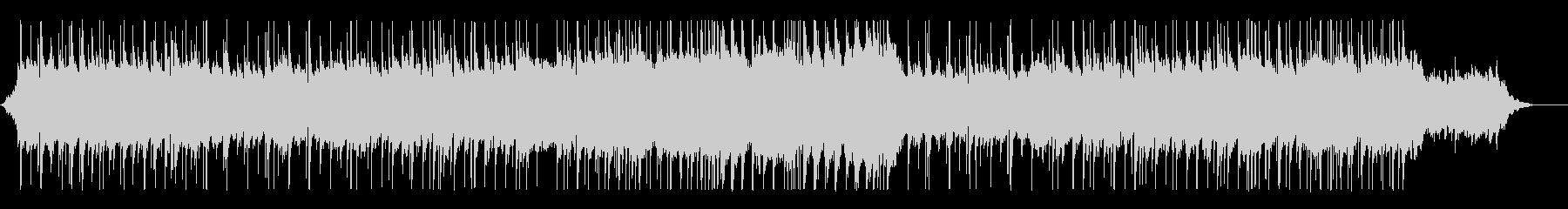 幻想的アルペジオが綺麗なバラードインストの未再生の波形