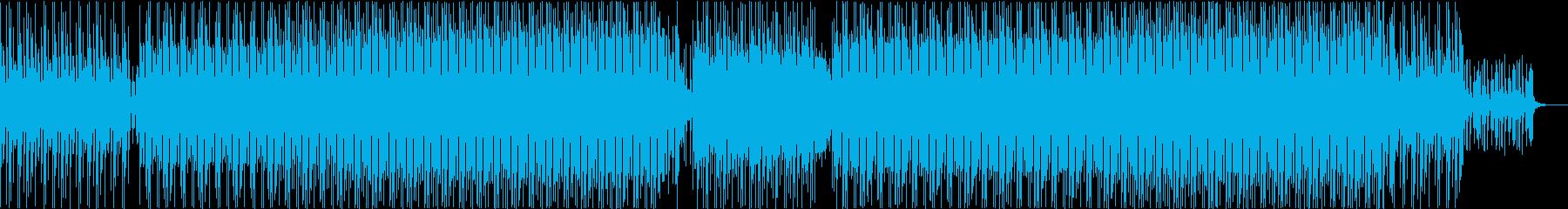Explorationの再生済みの波形