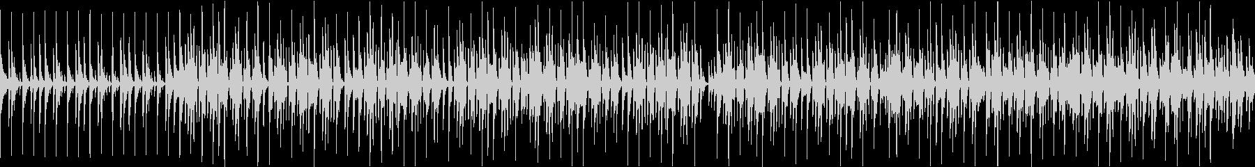 ラジオ・動画・番組等のナレーションBGMの未再生の波形