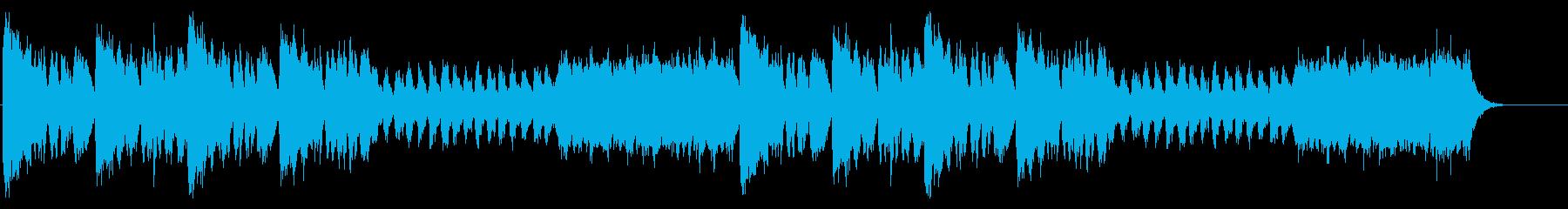 お城で流れるようなBGMです。の再生済みの波形