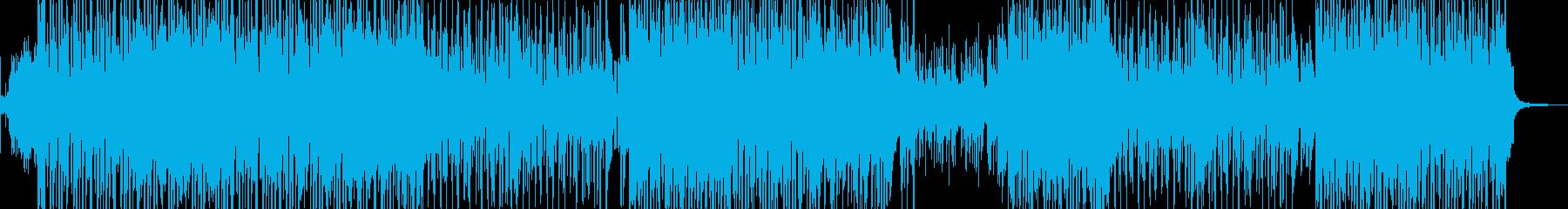 琴・尺八・レトロな演歌調R&Bポップ Sの再生済みの波形