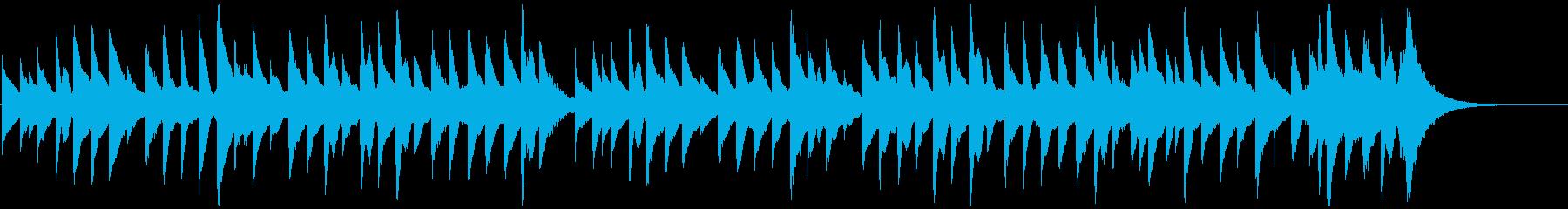 【童謡】シャボン玉(オルゴール)の再生済みの波形