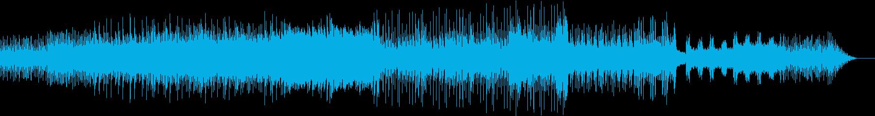 凶敵の再生済みの波形