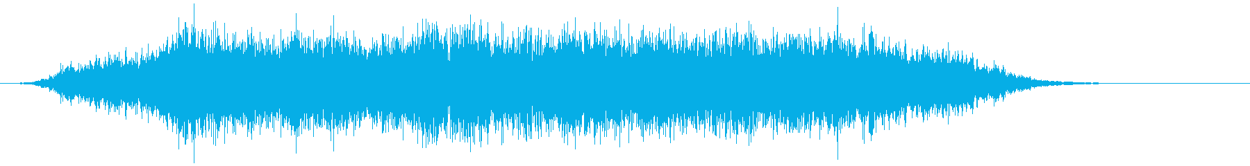 音楽:不気味な機械のオーケストラ、...の再生済みの波形