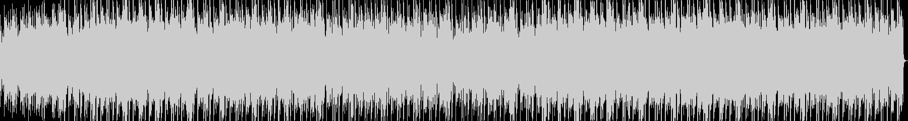 キャンプ・アウトドアなアコギBGMの未再生の波形