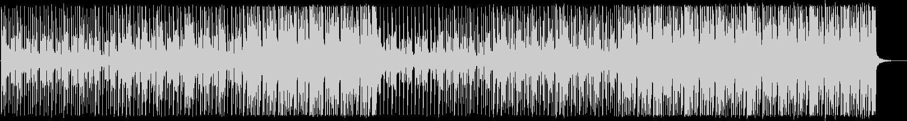 前向き/明るい/ハウス_No475_1の未再生の波形