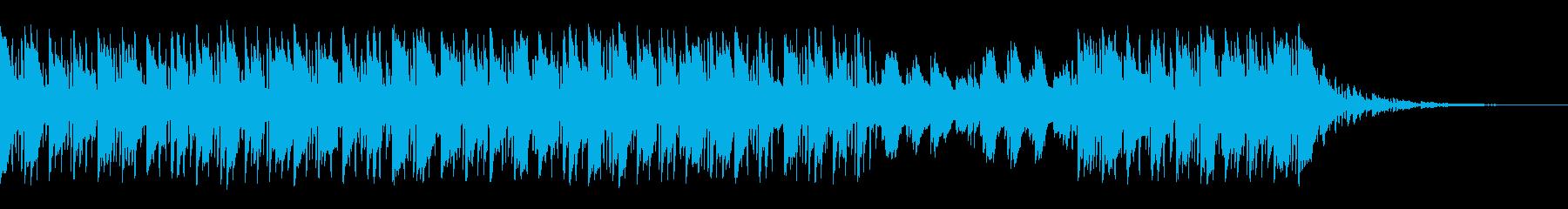 ソウルフルな音楽にギターソロが映えるの再生済みの波形