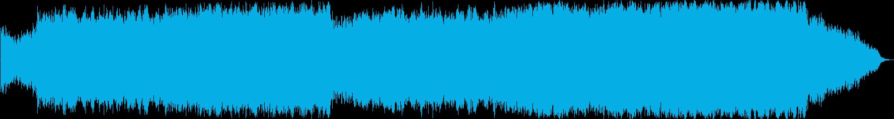 現代的 交響曲 ドラマチック ゆっ...の再生済みの波形
