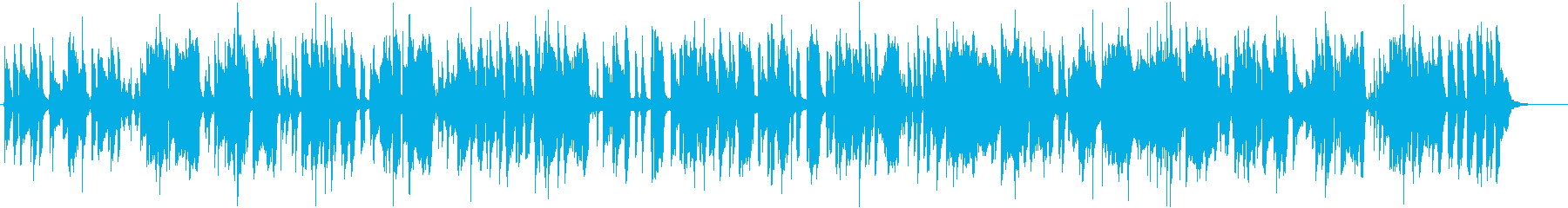 おとぼけ コミカル まぬけ お笑いBGMの再生済みの波形
