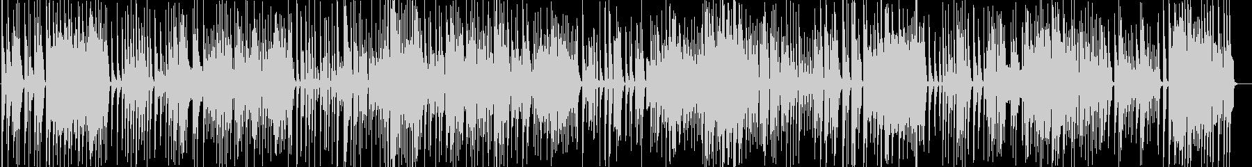 アイネクライネナハトムジーク・ウクレレの未再生の波形