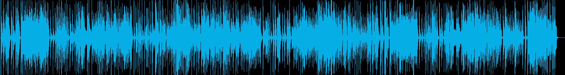 アイネクライネナハトムジーク・ウクレレの再生済みの波形