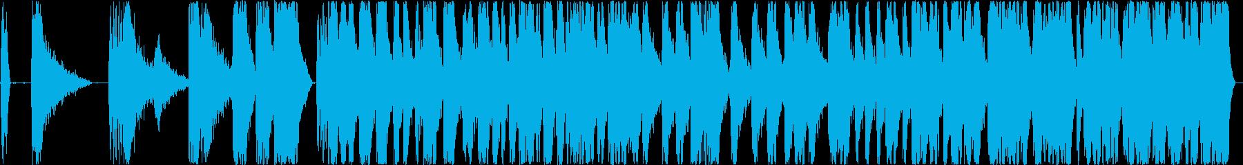 レーザーの戦いは複数のアーケードを撃ったの再生済みの波形