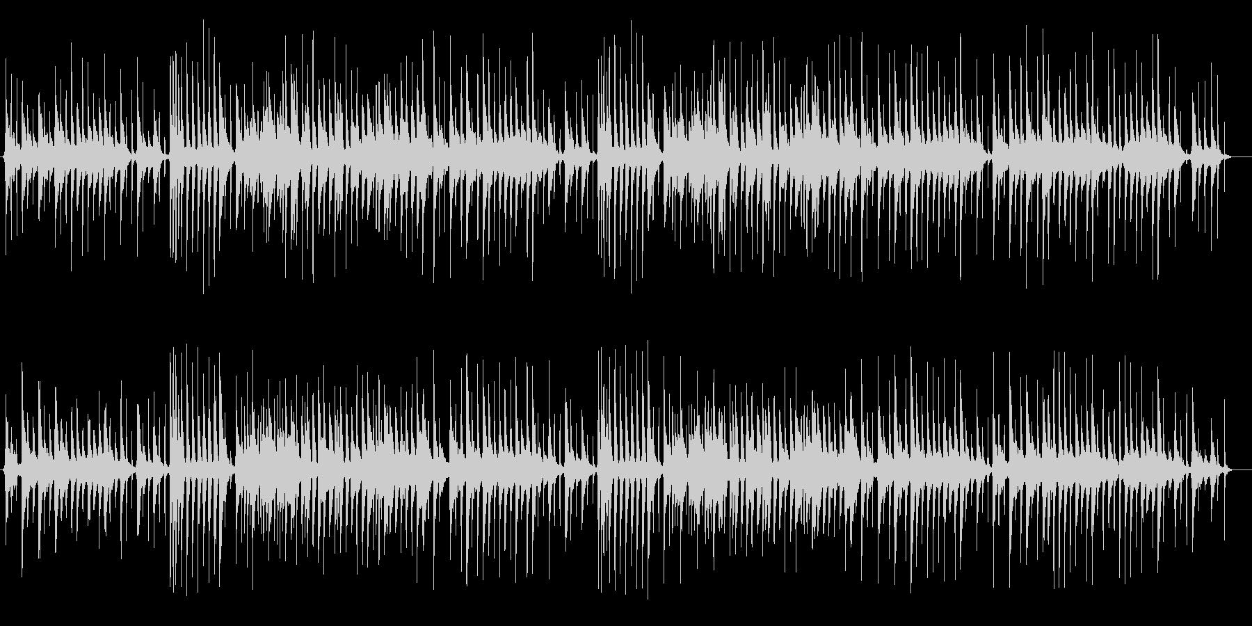 メルヘン・ワルツ・ピアノ風・ゆっくりの未再生の波形