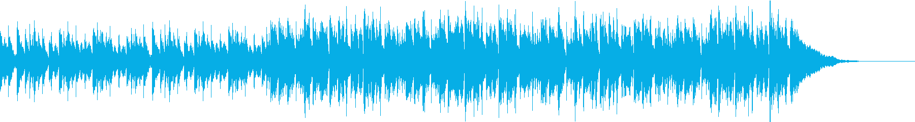 Pf「戸惑」和風現代ジャズの再生済みの波形