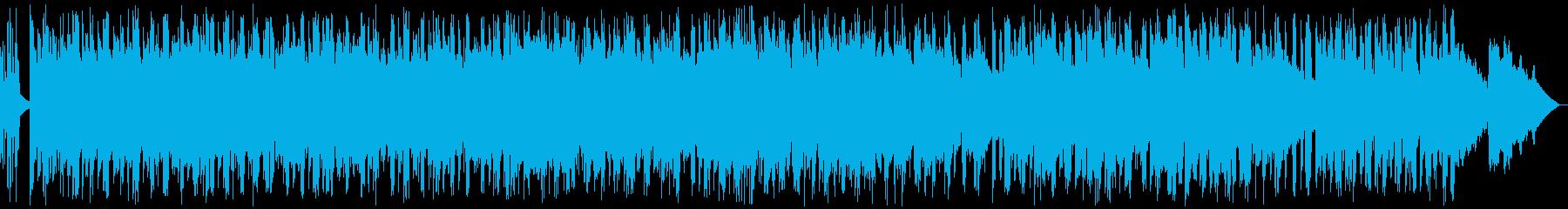 サラサラ ジャズ リラックス のん...の再生済みの波形