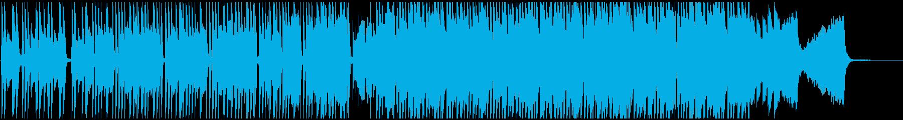 和風で日本を感じるアジアンLo-fi の再生済みの波形