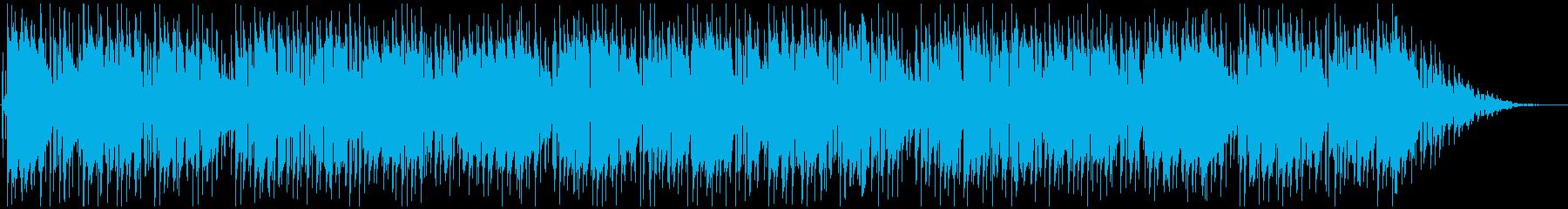 ほのぼの脱力系アレンジ「G線上のアリア」の再生済みの波形