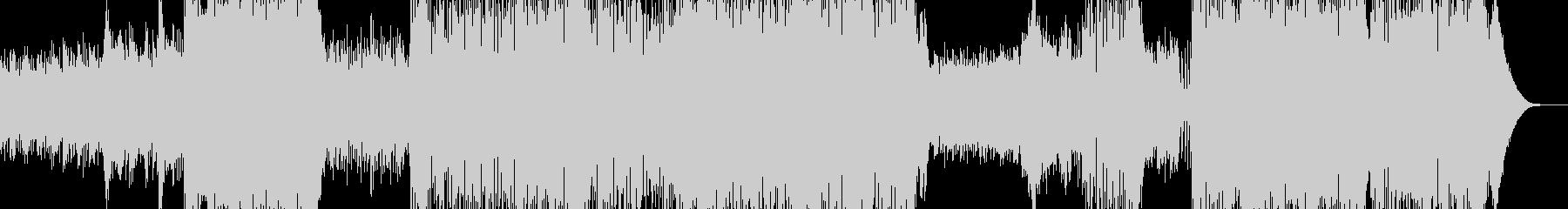 ピアノ・冒険・大空を翔けるテーマ 短尺+の未再生の波形