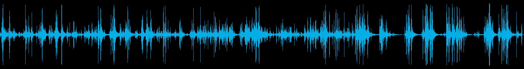 プレートアーマークランキングの再生済みの波形