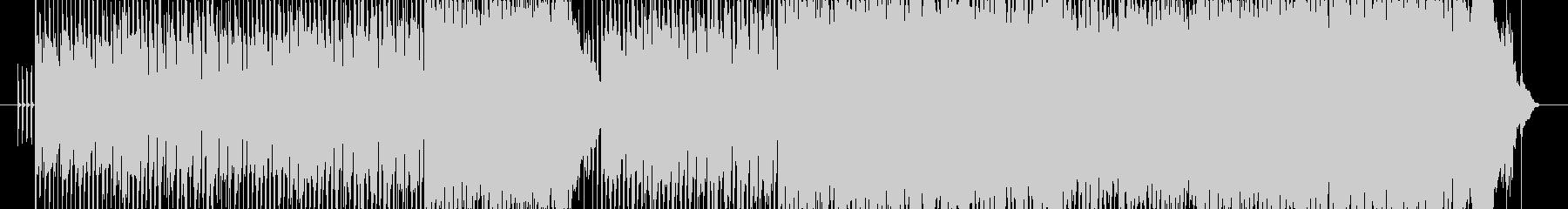 新時代。サイケデリック。ベースソロ。の未再生の波形