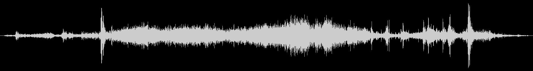 ファイバーグラスカヌー:EXT:S...の未再生の波形