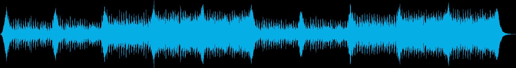 企業VPや映像50、壮大、オーケストラaの再生済みの波形
