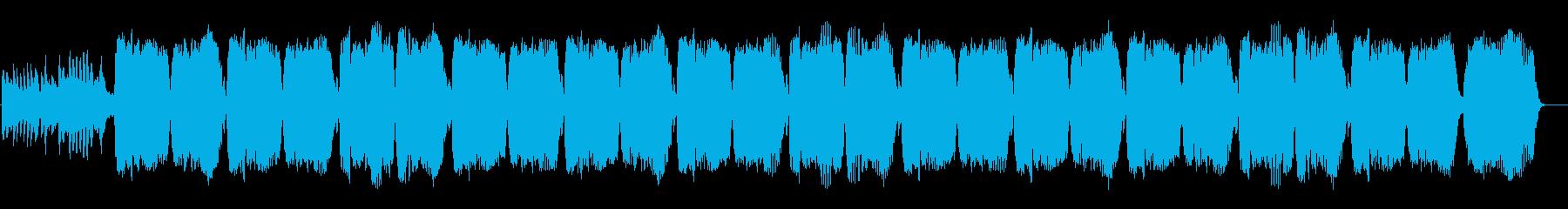 いつくしみ深き~讃美歌312番フルート2の再生済みの波形