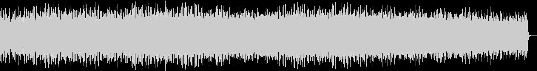 ピアノベースのエレクトロの未再生の波形