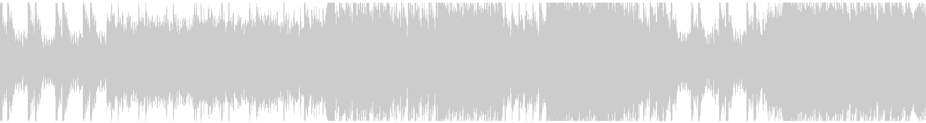 情熱的なオーケストラワルツ(ループ)の未再生の波形