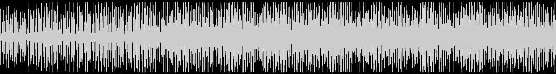 【ドラム抜き】明るいほのぼのアンサンブルの未再生の波形