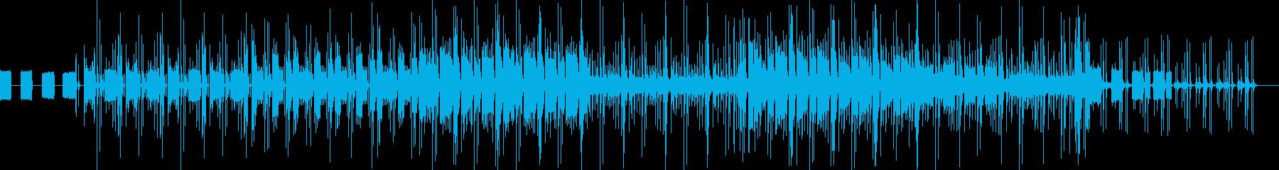 チルでメロウなR&Bの再生済みの波形