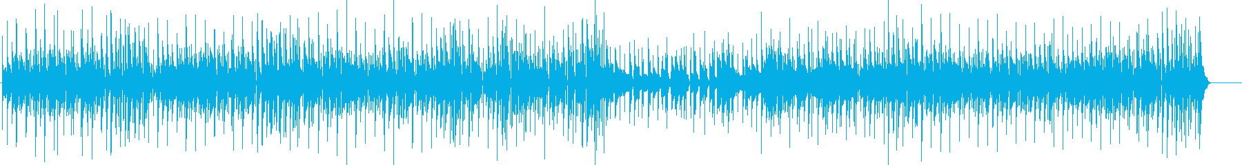 コミカルほんわか ピアノでSwing の再生済みの波形
