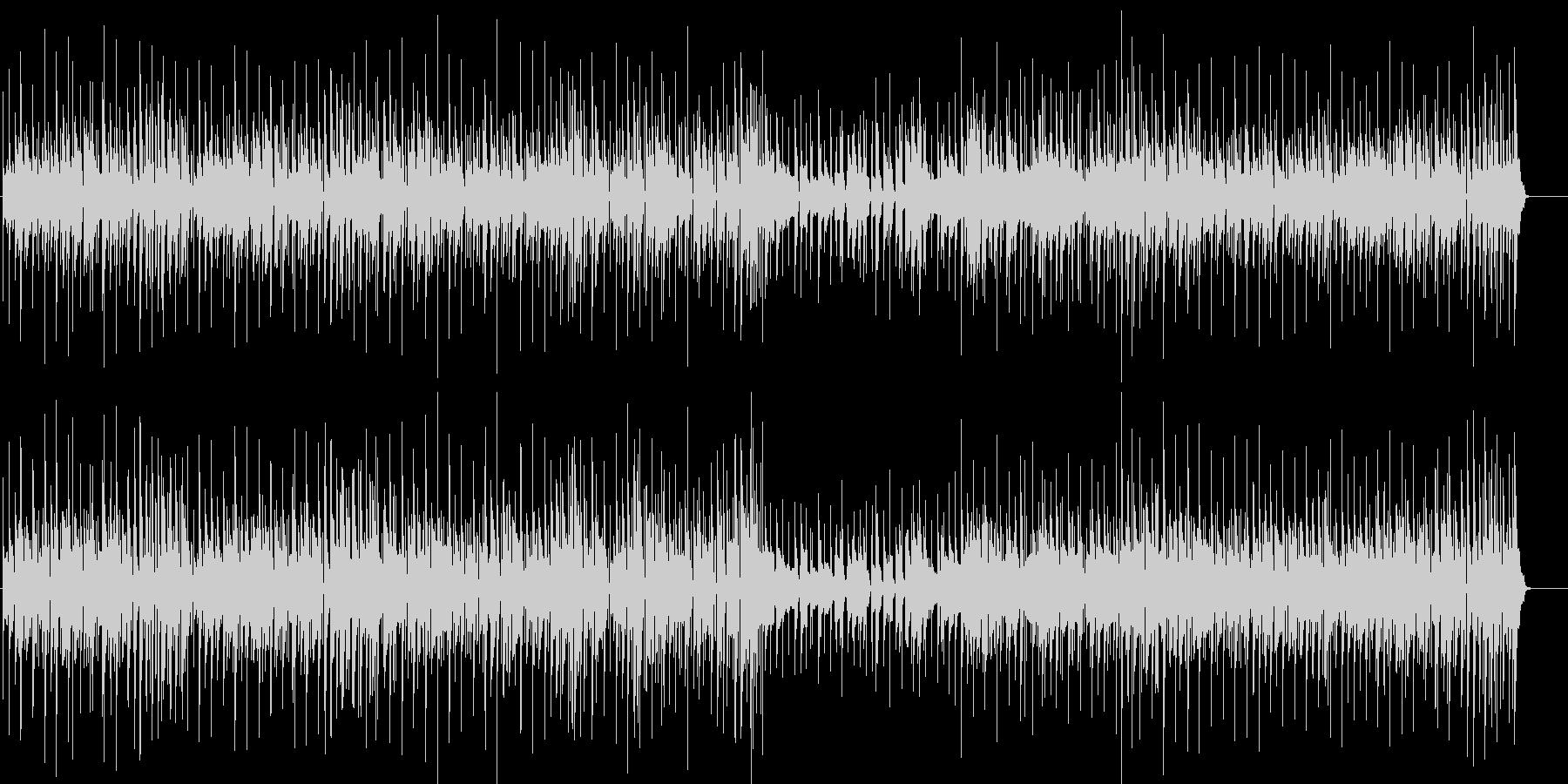 ほんわかコミカル ピアノでSwingの未再生の波形