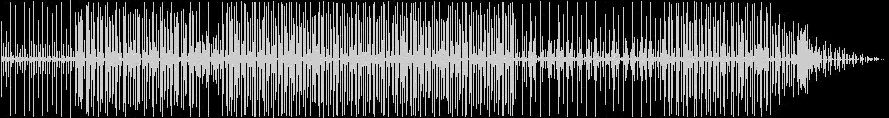 ダンス。 EP @ 1'01。トラ...の未再生の波形