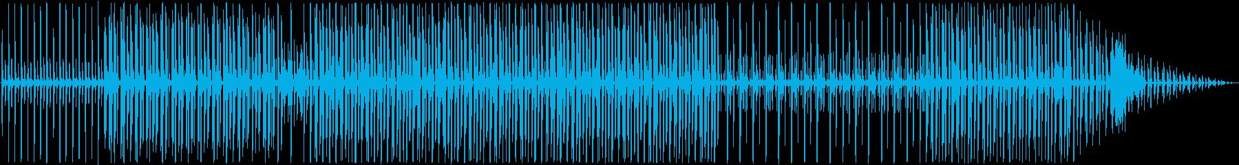 ダンス。 EP @ 1'01。トラ...の再生済みの波形